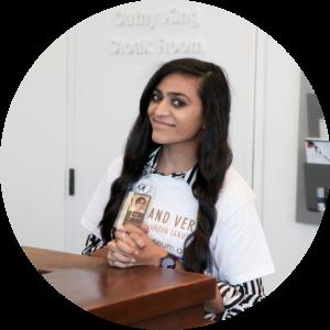 Nikki Manibhai, Administrative Assistant