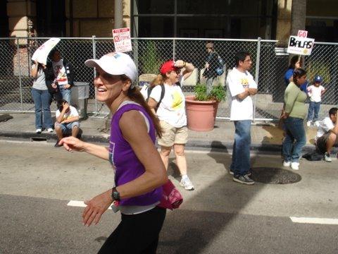 #MarathonMonday | Antonia Ellis & Caroline Rose