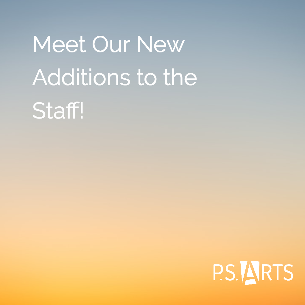 Meet Our Newest Additions to the Staff!