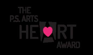 The P.S. ARTS heART Award