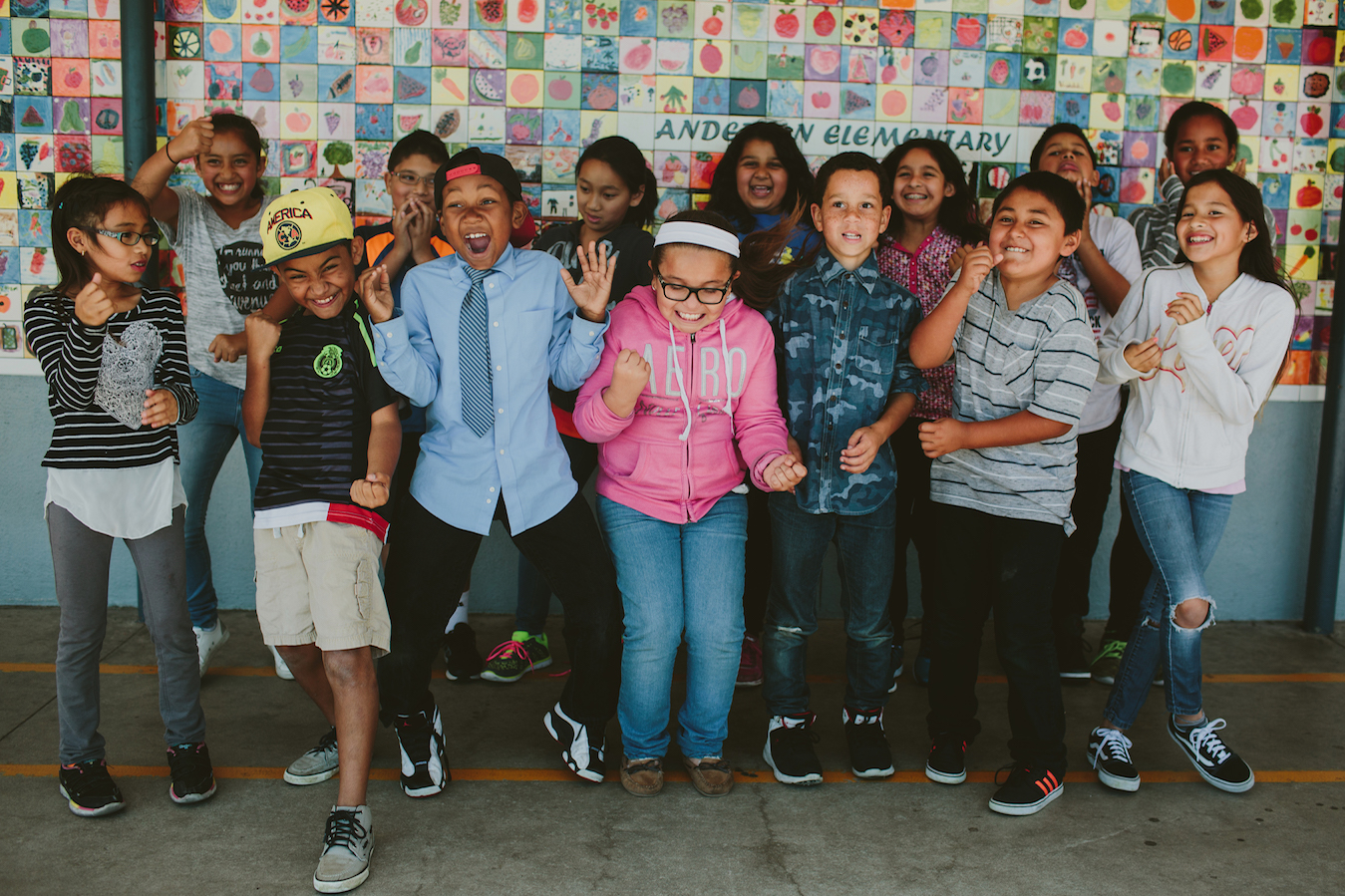 Evelyn Park is encouraging students to connect with music