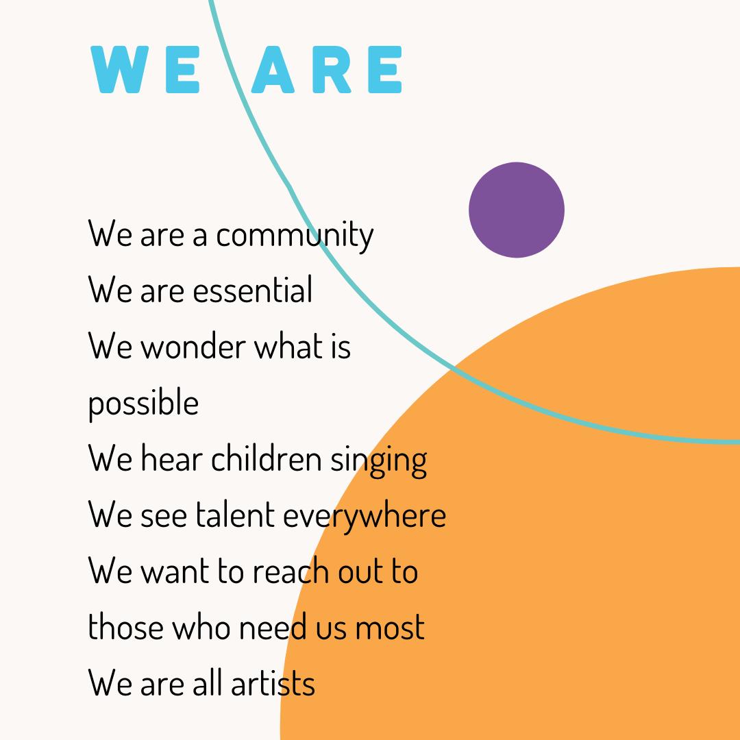 We Are / Estamos