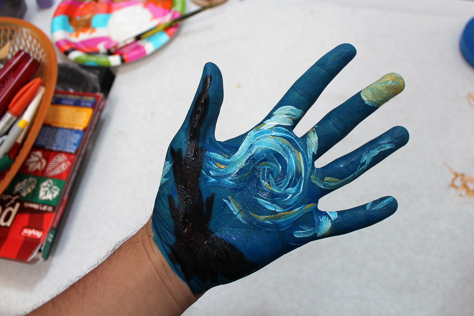 P.S. ARTS Partners with Immersive Van Gogh