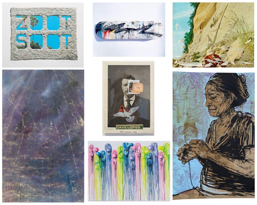 P.S. ARTS Spring Auction