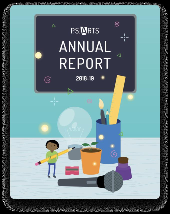 P.S. Arts annual report
