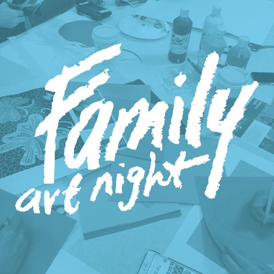 P.S. Arts 2016-17 Family Art Night Project: Alma Woodsey Thomas