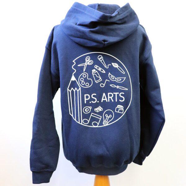 P.S. ARTS Kid's Pencil Hoodie