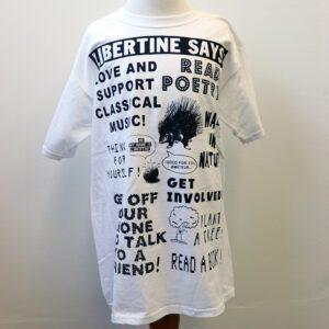 Libertine x P.S. ARTS Kids Shirt