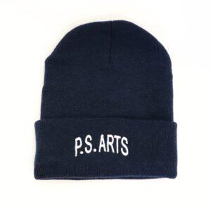P.S. Arts Beanie Black