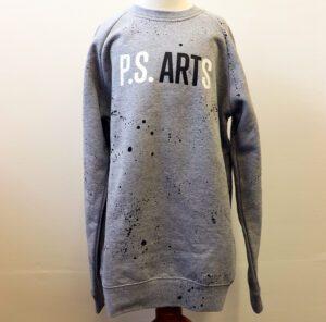 P.S. Arts sweatshirt grey