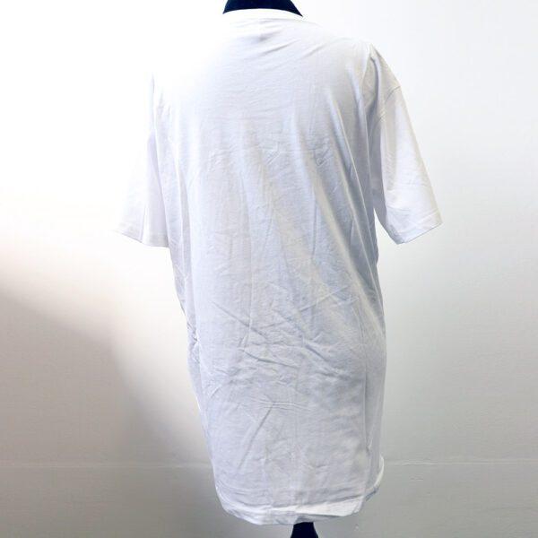 P.S. Arts custom Rainbow Shirt white