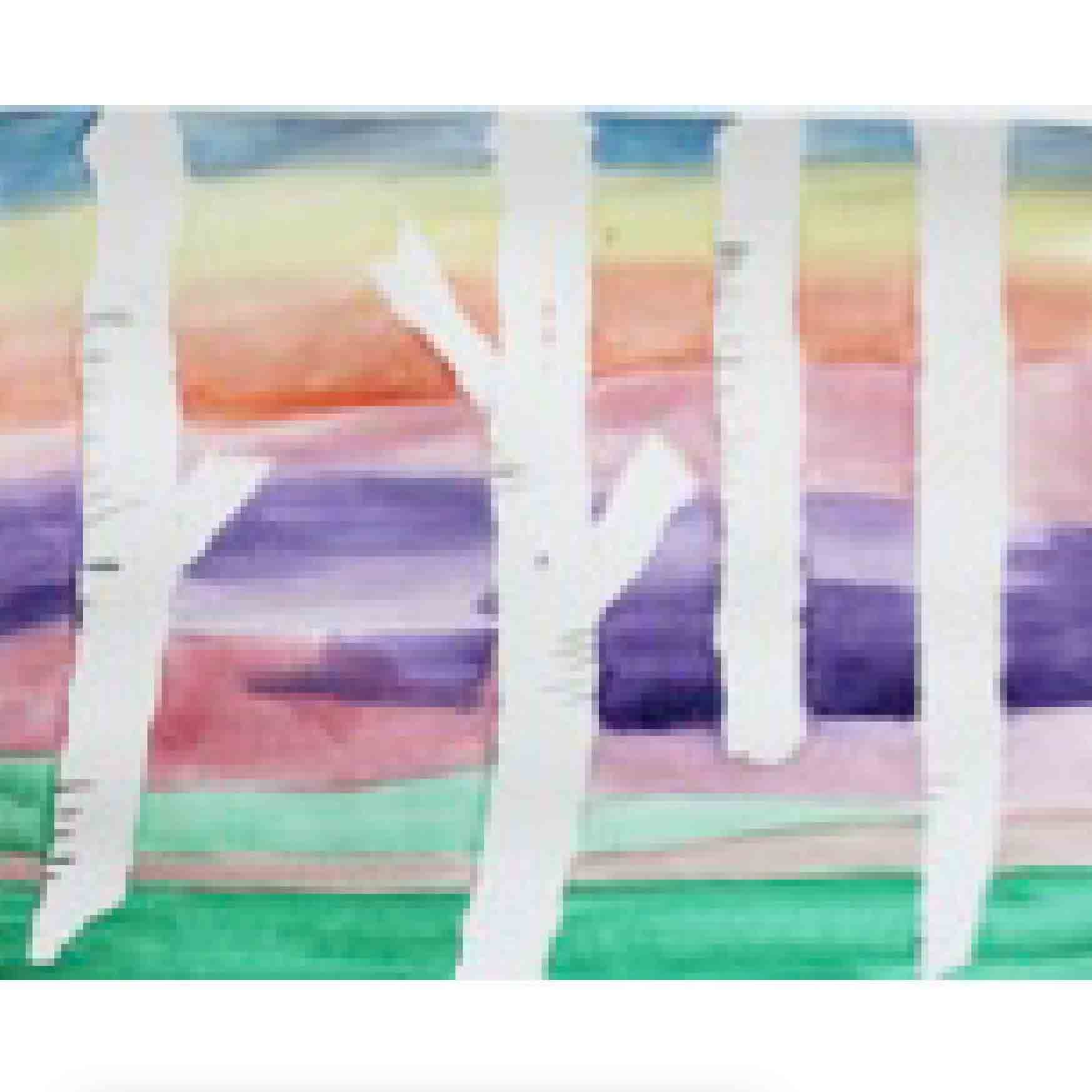 P.S. Arts Visual Arts Water Color Forest