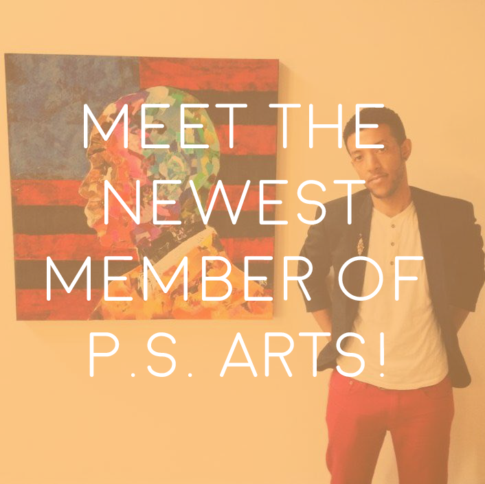 P.S. Arts Welcome our new Project Lead, Darryl King!