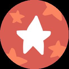 P.S. Arts icon star
