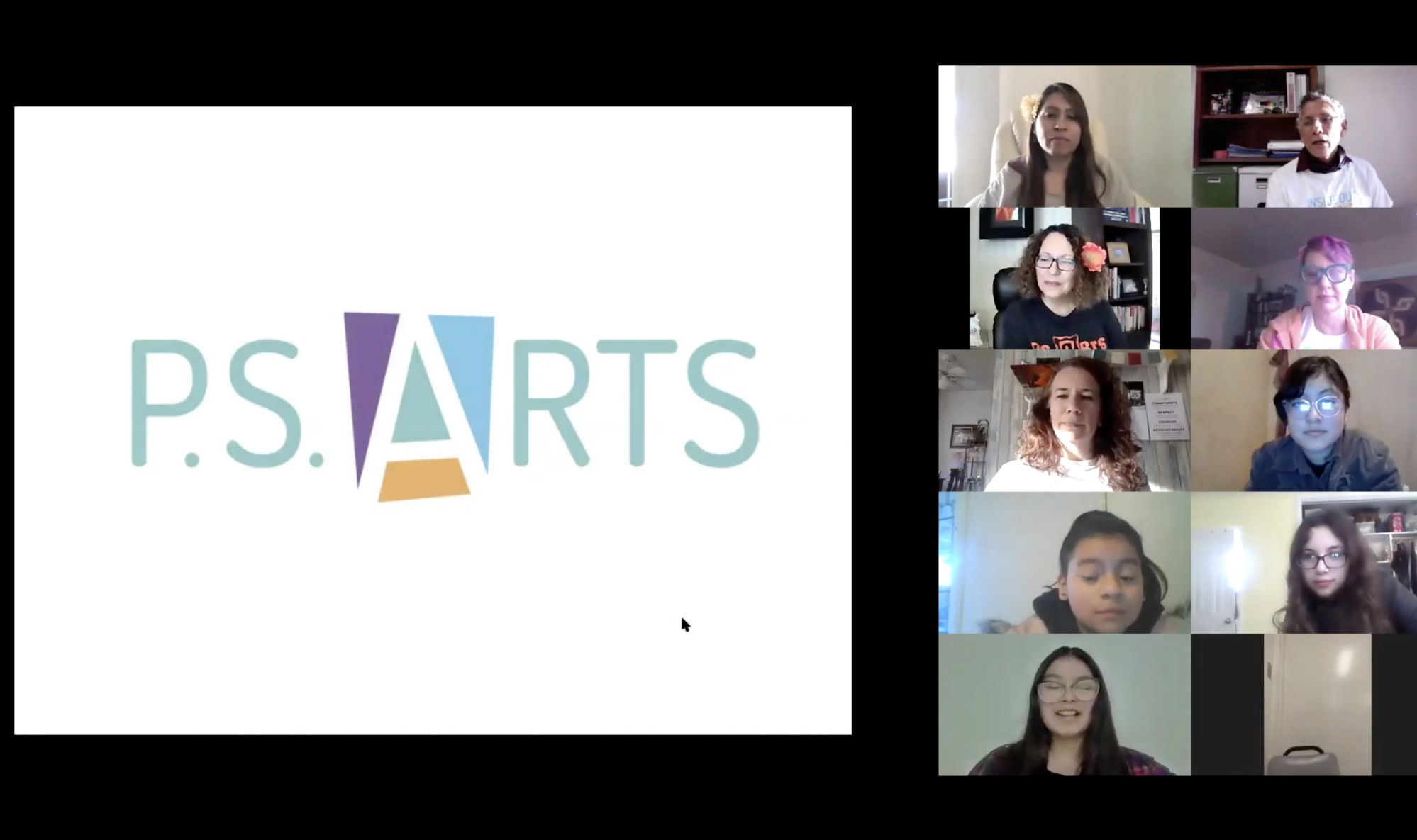 P.S. Arts extended learning