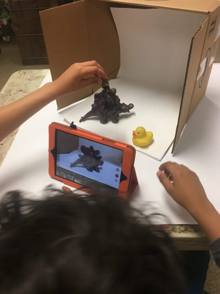 P.S. Arts Fostering Learning and Creativity through Media Arts